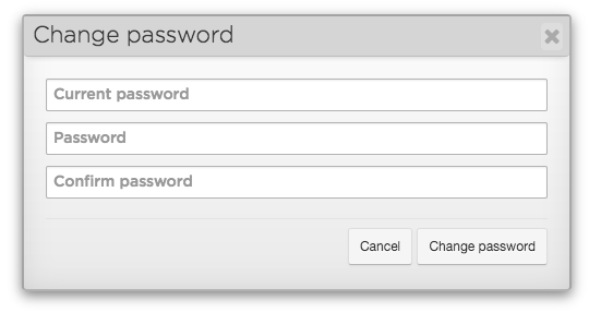 change password dialog, grabbed on 16.01.17, using XAP version 1.19.1 2740-8759a, from https://edcvaatest04.aridhiatest.net/#